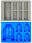 Han Solo & R2-D2 Ice Trays