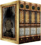 The George R.R. Martin Song Of Ice and Fire Hardcover Box Set