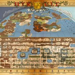 Bill Mudrons Hyrule Map print