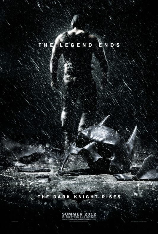 The Dark Knight Rises Teaser #2