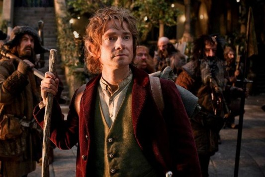 The Hobbit: An Unexpected Journey - Bilbo