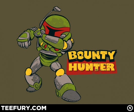 Star Wars Bounty Hunter