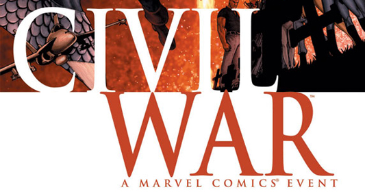 Marvel Comics' Civil War