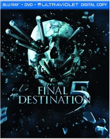 Final Destination 5 Blu-ray