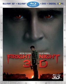 Fright Night 3D Blu-ray