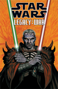 Star Wars: Legacy, Vol. 11: War