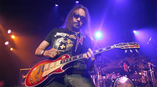 Ace Frehley live in concert