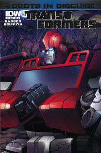 Transformers: Robots In Disguise #1
