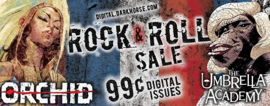 Dark Horse Rock Sale