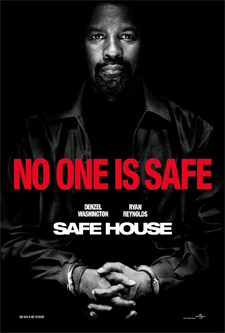 Safe House movie poster