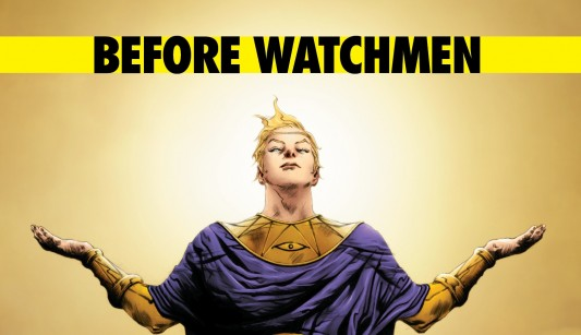 Before Watchmen Header by Jae Lee