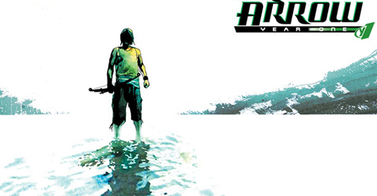 Green Arrow Year One by Jock