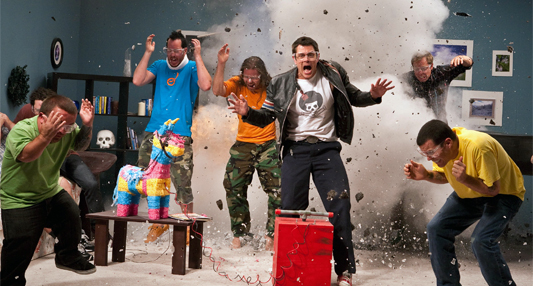 Netflix Review: Jackass 3
