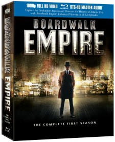 Boardwalk Empire Season 1 Blu-ray