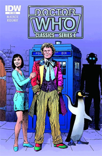 Comic Review: Doctor Who Classics Series 4 #1