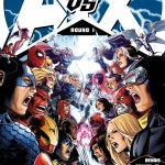 Avengers vs X-Men Cover