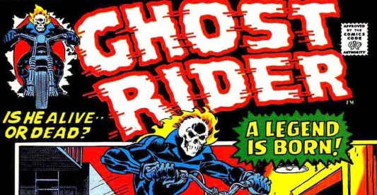 Ghost Rider by Gary Friedrich