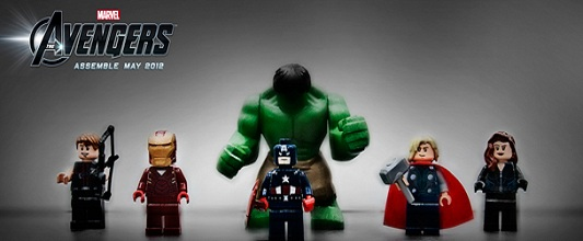 The Avengers Minifigures
