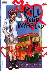 Kill Your Boyfriend by Philip Bond