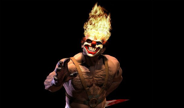 Twisted metal sweet tooth - Sweet tooth wallpaper twisted metal ...