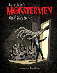 Monstermen and Other Scary Stories