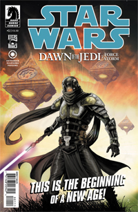 Comic Review: Star Wars: Dawn Of The Jedi #1