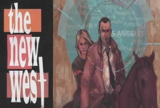 The New West by Phil Noto