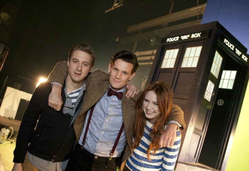 'Doctor Who' Series 7: First Set Photo Released