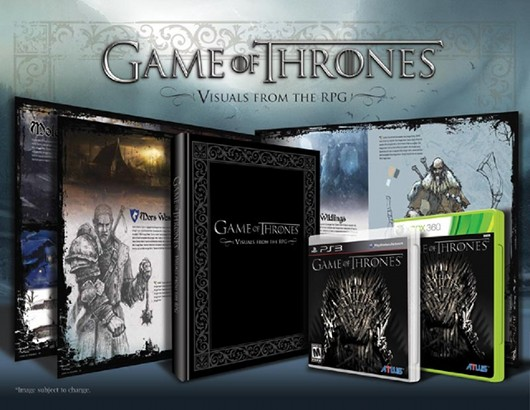 Game of Thrones Pre-Order