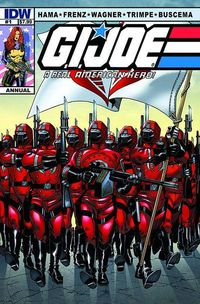 G.I. Joe A Real American Hero Annual #1