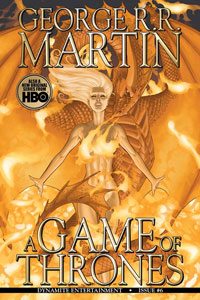 A Game Of Thrones #6