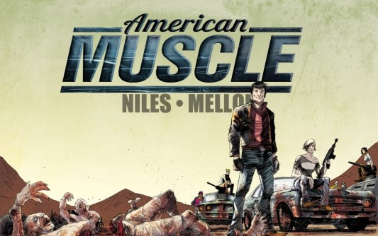 American Muscle by Kevin Mellon