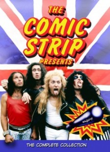 Comic strip presents box set dvd