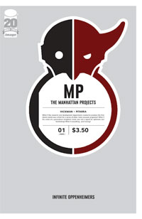 The Manhattan Projects #1