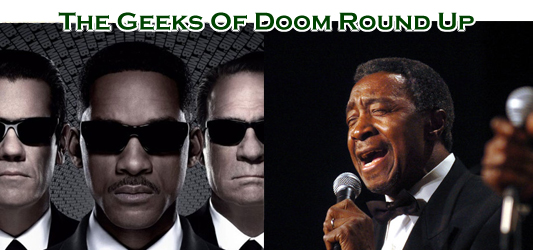 The Geeks Of Doom Round Up 8: Men In Black III and The Trammps