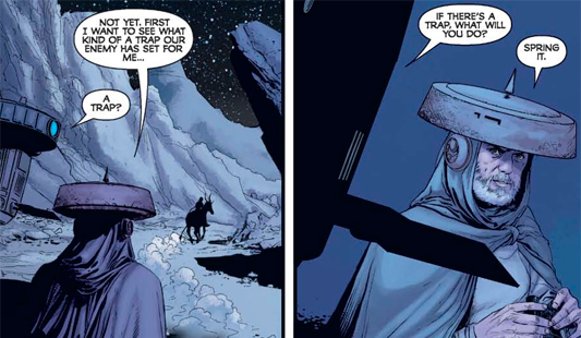 Comic Review: Star Wars Dark Times: Out Of The Wilderness #4