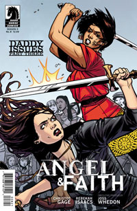 Angel & Faith #8