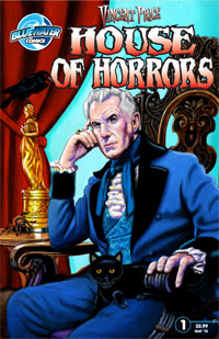 Vincent Price: House of Horrors #1