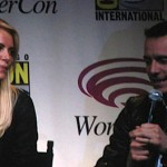 WonderCon 2012: Prometheus panel: Charlize Theron and Michael Fassbender