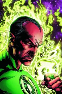 Green Lantern Vol. 1: Sinestro
