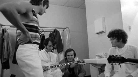 The Monkees: Head. On set with producer Jack Nicholson