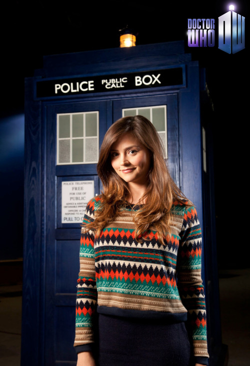 First Official Picture Of New Doctor Who Companion