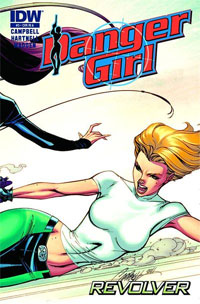 Danger Girl 3