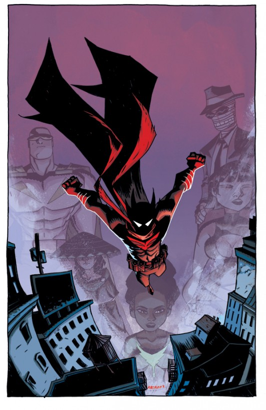 The Victories by Michael Avon Oeming