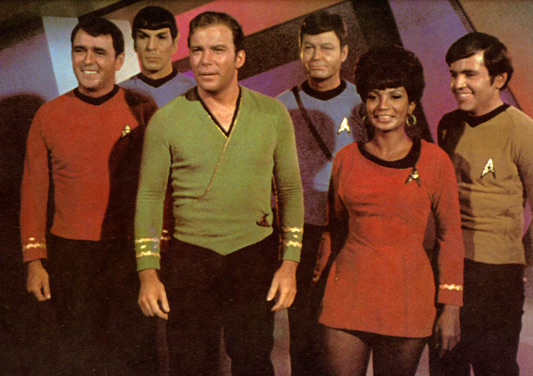 Star Trek original series cast