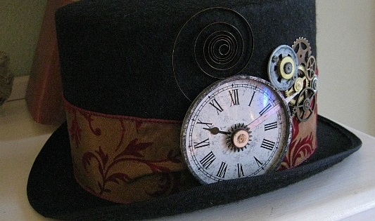 Steampunk Bonnet