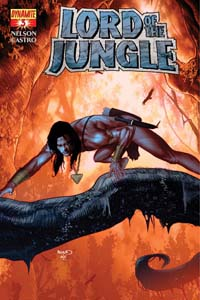 Lord of the Jungle #3