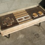 Nintendo Controller Coffee Table #1