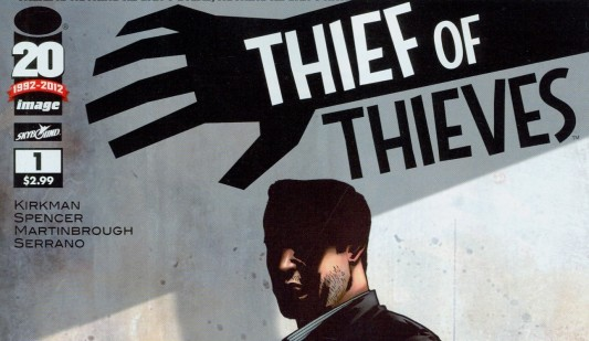 Thief of Thieves #1 Martinbrough and Serano