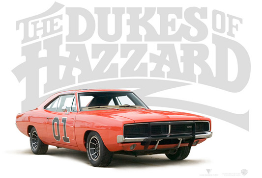 The General Lee - The Dukes Of Hazzard'